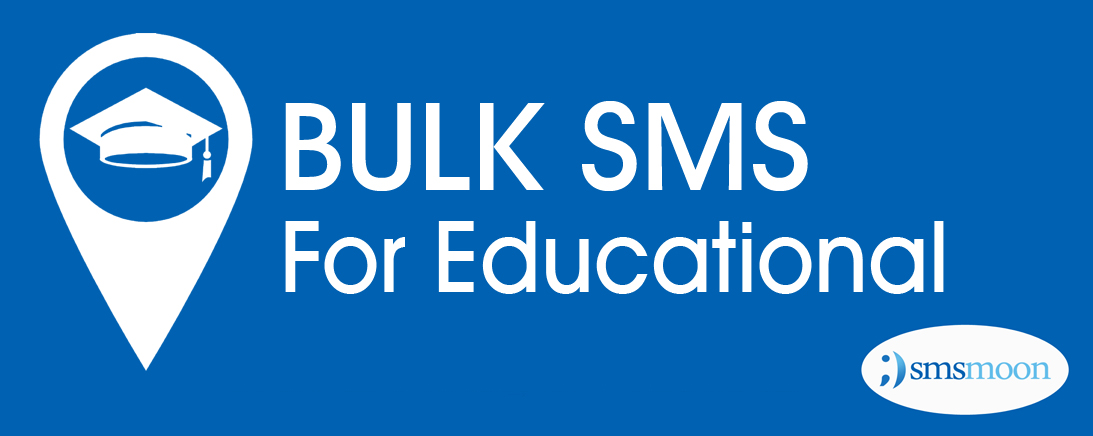 Bulk sms for Schools / Colleges / Educational Institutes